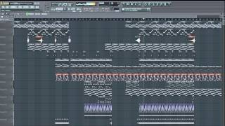 Fl studio Nice uplifting POP beat (FREE FLP DOWNLOAD!)