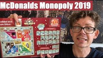 McDonalds Monopoly 2019: Tipps für mehr Sticker, Gewinne, McCurrywurst, Jackpot Codes & Kirschtasche