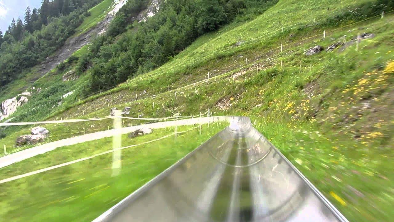 sams pov of louge in grindewald switzerland