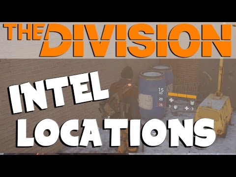 """The Division Intel Locations"" Guide  - Pennsylvania Plaza - by CoSGaming"