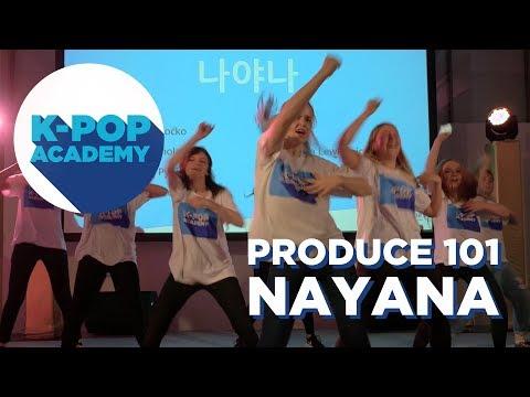 PRODUCE 101 - Nayana 나야나 (Cover @ K-pop Academy 2017 Poland)