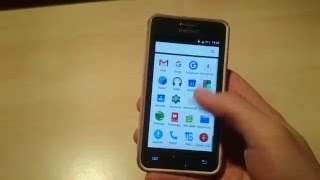 Samsung Galaxy S2 PLUS  - ANDROID 6.0.1 (CM13)!