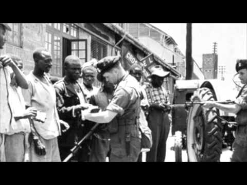 British Colonization in Africa HUM-101