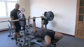 Erőemelő edzés Czégény Csabával az Újpalota Fitness Centerben! 2.