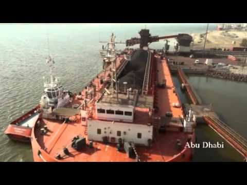 Oldendorff Carriers Transloading Operations