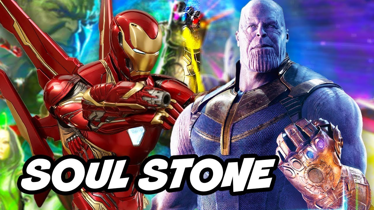 Avengers Infinity War Infinity Stones Promo Explained – Iron Man and Thanos
