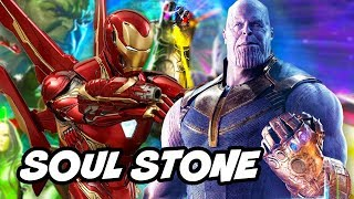 Avengers Infinity War Infinity Stones Promo Explained - Iron Man and Thanos