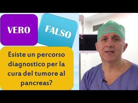 Tumore pancreas: vero o falso?