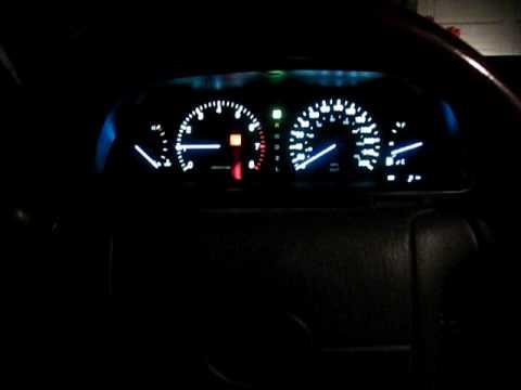 1992 Lexus Ls400 Nightime Start Up Amp Rev Youtube