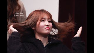 Twice Momo Hairflip part compilation in Yoy (Repeated twice)