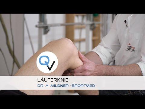 Läuferknie - Sportarzt Dr. Alexander Mildner