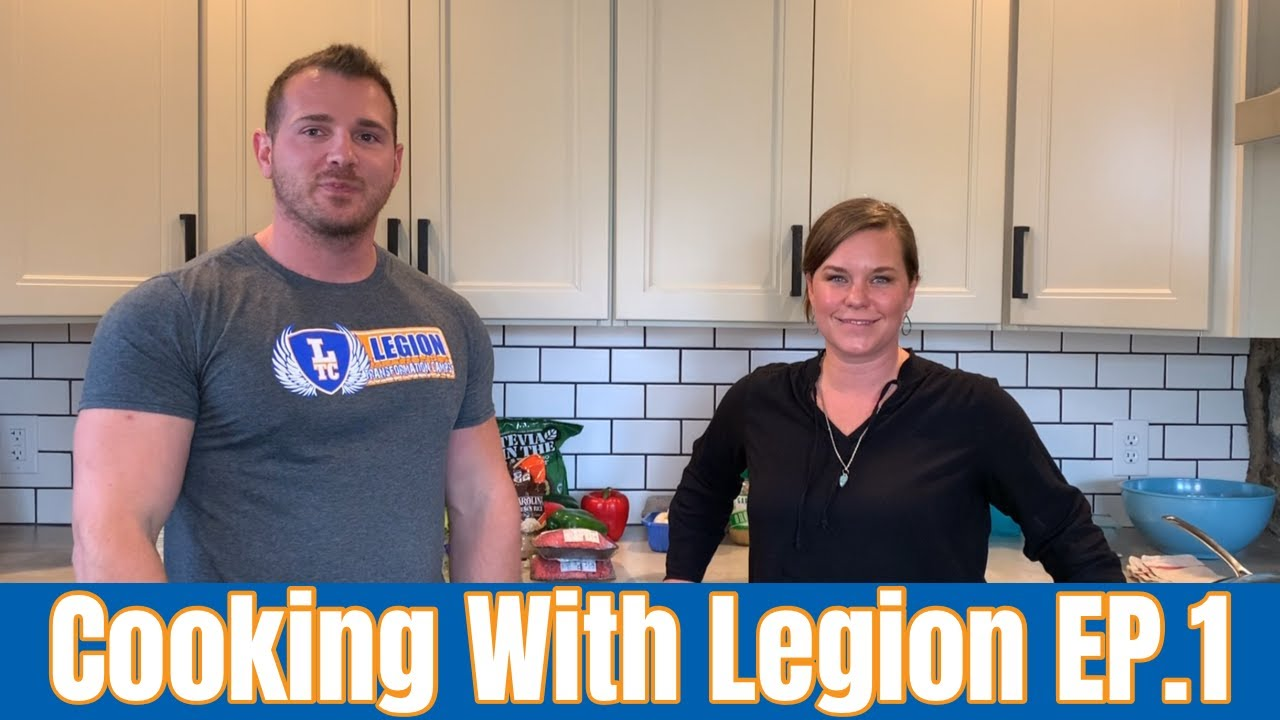 100 Minute Healthy Dinner And Dessert Recipe  Cooking With Legion Ep. 10