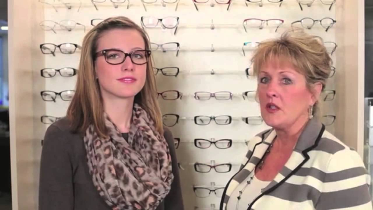 f526b68e01 How to Choose The Perfect Pair of Glasses for Your Face Shape - YouTube