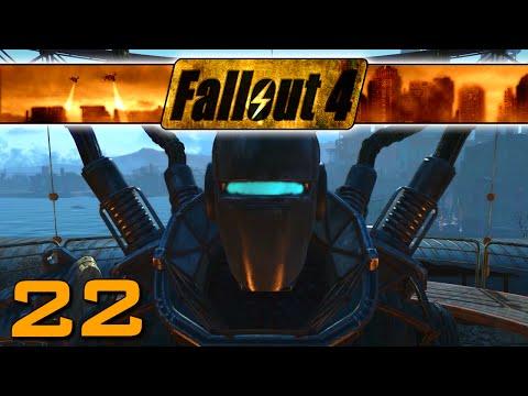 Let's Play Fallout 4 ~ Ep 22 ~ Rebuilding Liberty Prime!