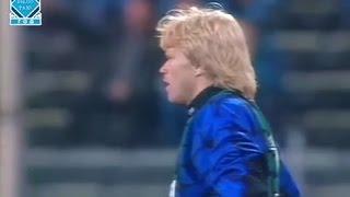 Бавария Мюнхен Германия СПАРТАК 2 2 Лига Чемпионов 1994 1995