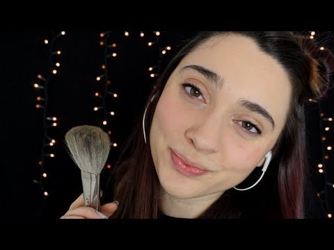 ASMR *Mouth Sounds* Tico, Zac, Tongue Cliking, Tap, Point, Camera Touching 😍