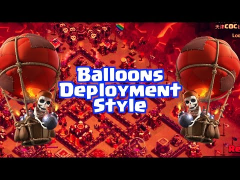 [Balloons Deployment] Hold & Drag or Aim & Tap?