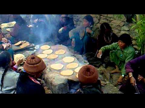 World Bread making Day In Zanskar