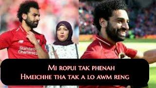 Mohammed Salah in Midangte tan malsawmna a thlen..
