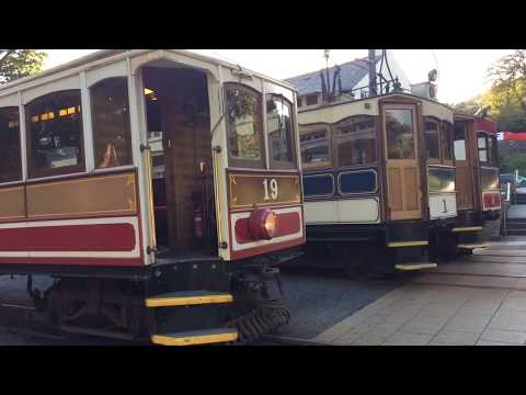 Manx Electric Railway & Snaefell Mountain Tramway, Isle of Man #manx #snaefell #isleofman
