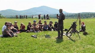 На Прикарпатті триває Всеукраїнський військовий вишкіл «Карпатський легіон»