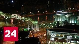 Московские развязки архитектурно подсветят