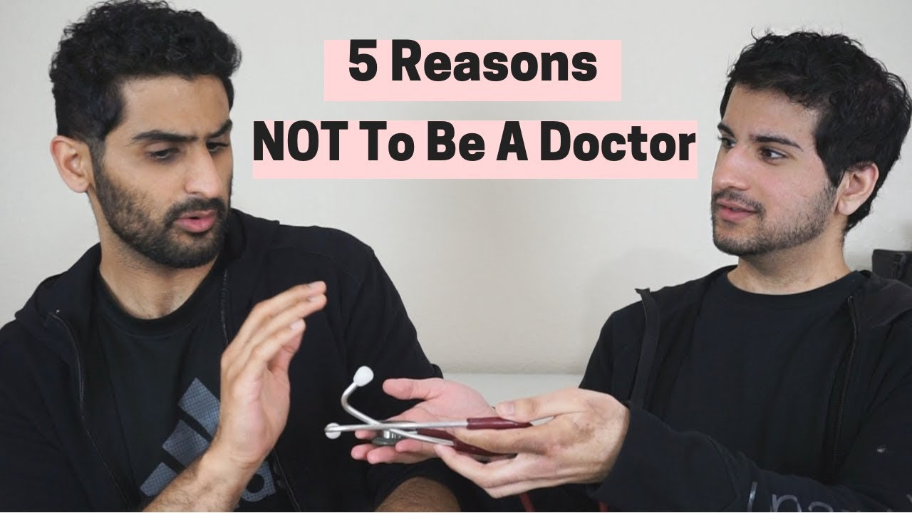 reasons to be a doctor