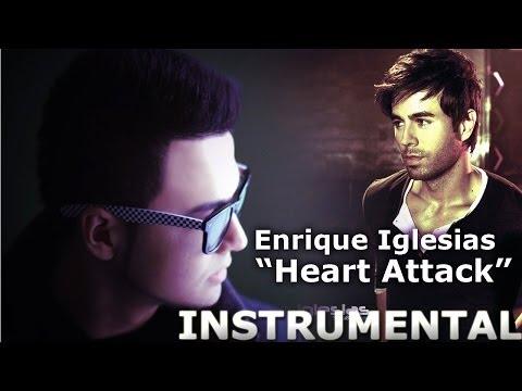 Enrique Iglesias - Heart Attack  Instrumental / Karaoke  | Mat Revo