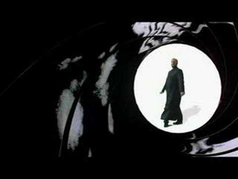 James Bond intro - catholic priest