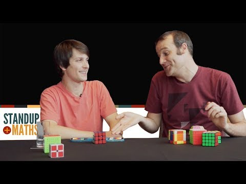 Matt meets Feliks Zemdegs: Rubik's Cube World Champion
