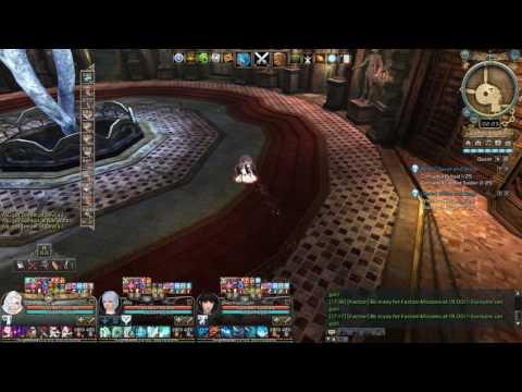 Granado Espada Europe Daily Curse NPC