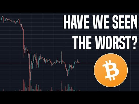 Bitcoin Rebounds 42% From It's Lows | Is The Worst Over?