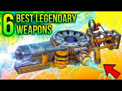 Fallout 76 - Top 6 BEST Legendary Weapons & Armor Farming Locations! thumbnail