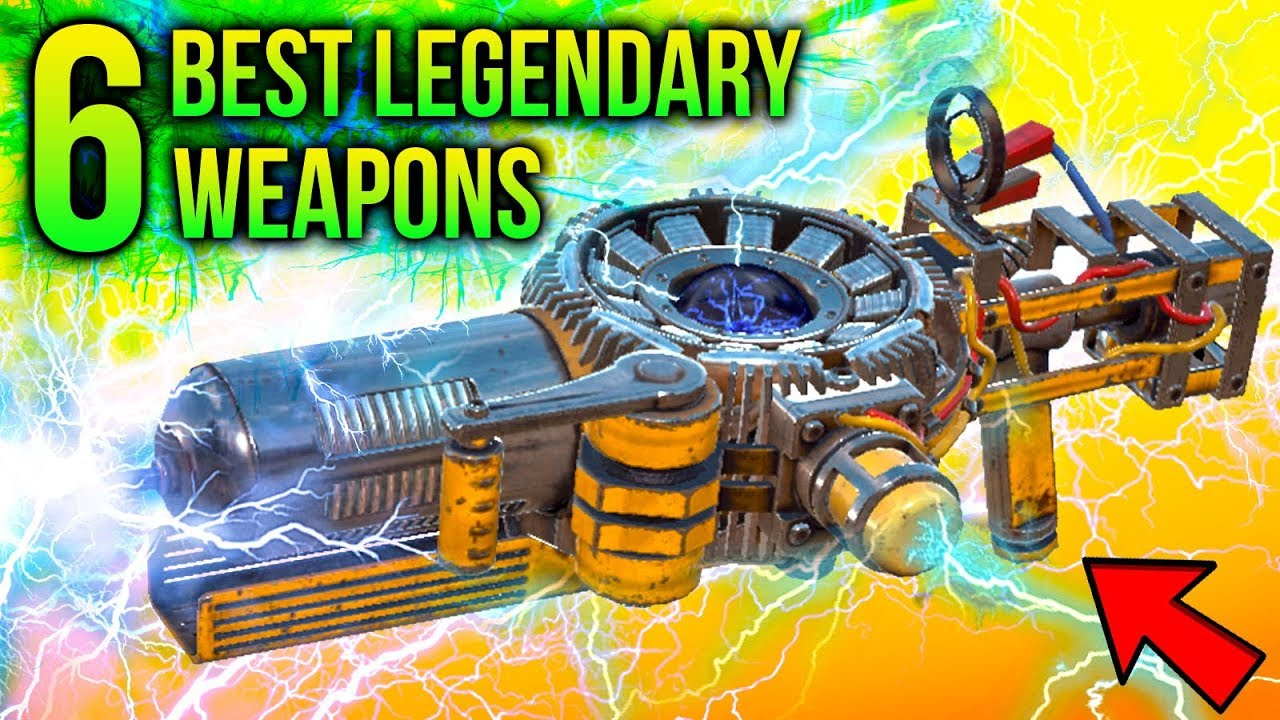 MEGA GUIDE: Best locations to farm legendary items in
