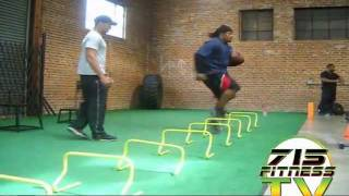 715 Fitness NFL Training w/ Marshawn Lynch