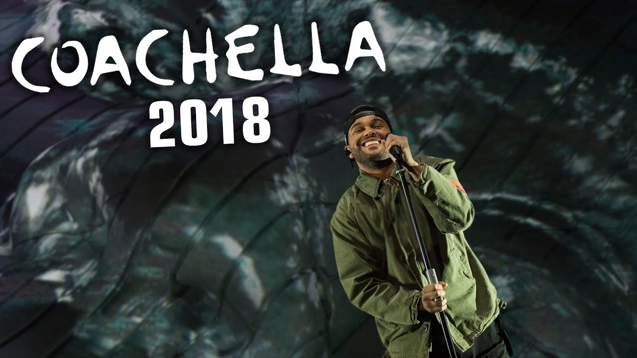 Download The Weeknd - Live at Coachella Valley Music & Arts Festival 2018