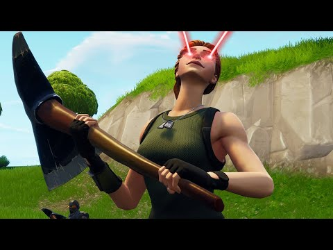 Acting Like a DEFAULT SKIN then CARRYING