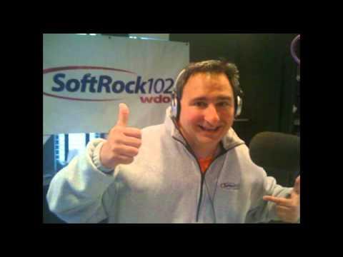 Rick Allen 102.1 WDOK Cleveland, Ohio 2007 Radio Aircheck reverb version