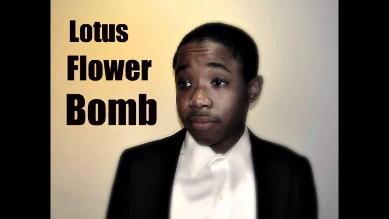 Ike Lotus Flower Bombremixcover Youtube