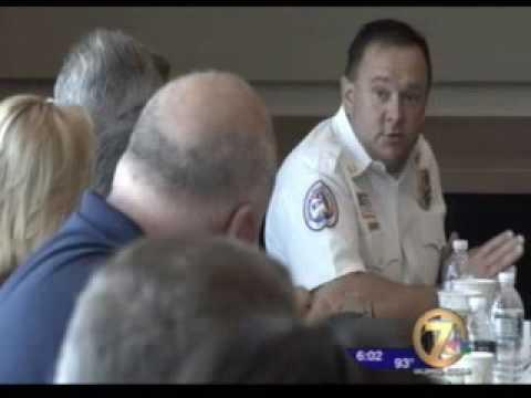 WJHG TV News - Congressman Boyd Hosts Hurricane Oil Planning Conference 6.14.10