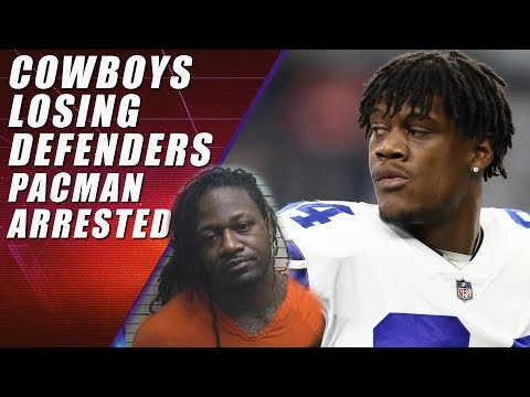 Randy Gregory Suspended & Adam Pacman Jones Arrested