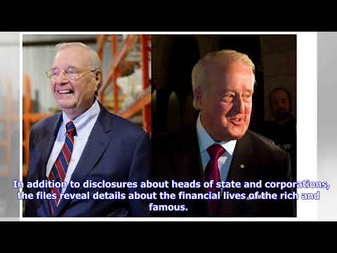 Breaking News | Massive tax haven data leak reveals financial secrets of world's wealthy — from que