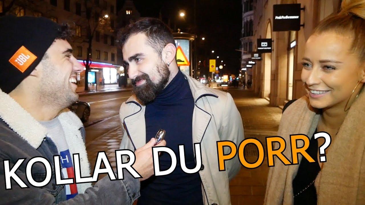 Porr på youtube