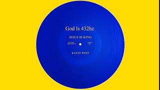 Kanye West - God Iṡ 432hz (HD Quality)