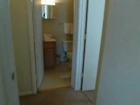 Shawnee Apartments 2 Bedroom Model Blacksburg Va Youtube