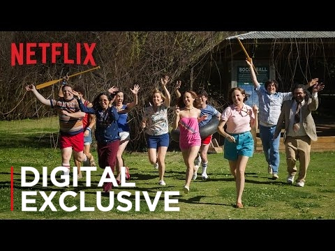 Wet Hot American Summer: First Day of Camp  Meet the Staff Orientation Video HD  Netflix