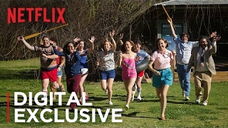 Wet Hot American Summer: First Day of Camp - Meet the Staff Orientation Video - Netflix [HD]