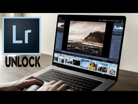 UNLOCK the POTENTIAL of your PHOTOS in LIGHTROOM (and win prizes!)