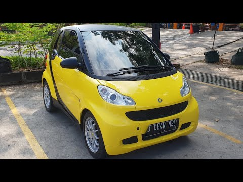 In Depth Tour Smart ForTwo Pure [W451] (2011)