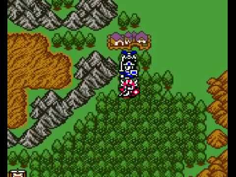 Searching the World! - Dragon Warrior 3 (Game Boy Color) - YouTube on